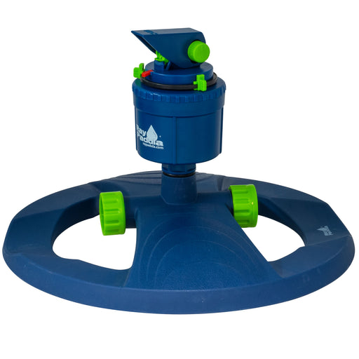 Silent Pulse Gear Drive Sprinkler on In-Series Circle Sled Base