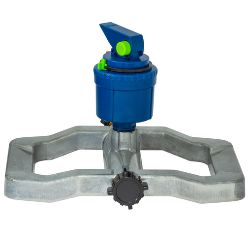 Silent Pulse Gear Drive Sprinkler on In-Series Metal Sled Base