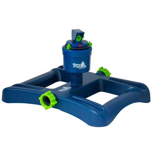 Silent Pulse Gear Drive Sprinkler on In-Series Square Sled Base
