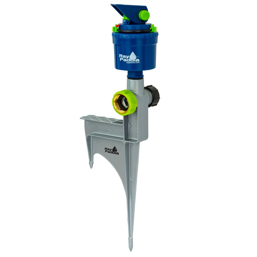 Silent Pulse Gear Drive Sprinkler on In-Series Metal Step Spike