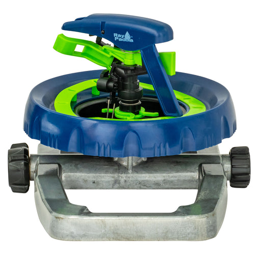 Smart Spray Contour Pulsating Sprinkler on In-Series Metal Sled Base