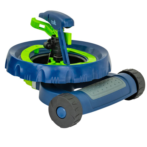Smart Spray Contour Pulsating Sprinkler on Modern Wheel Base