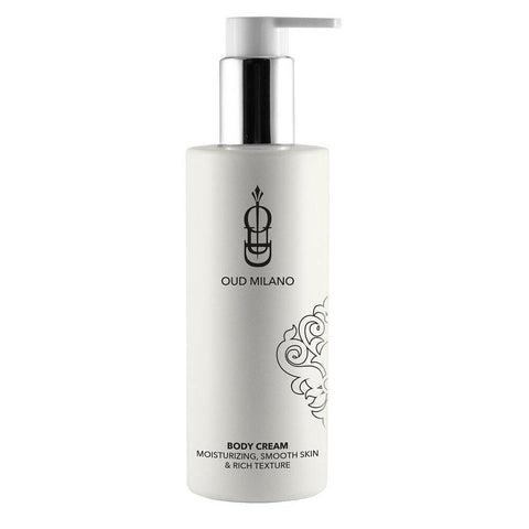 Body Cream Moisturizing, Smooth Skin & Rich Texture