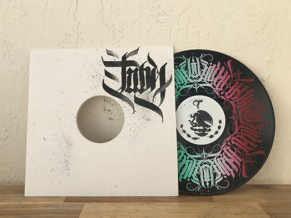 Tubs - Calligraphy Vinyl - MEXICAN