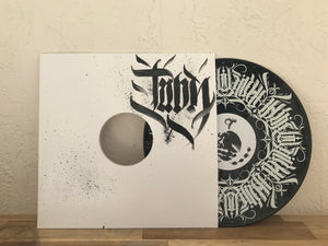 Tubs - Calligraphic DJ - WHITE