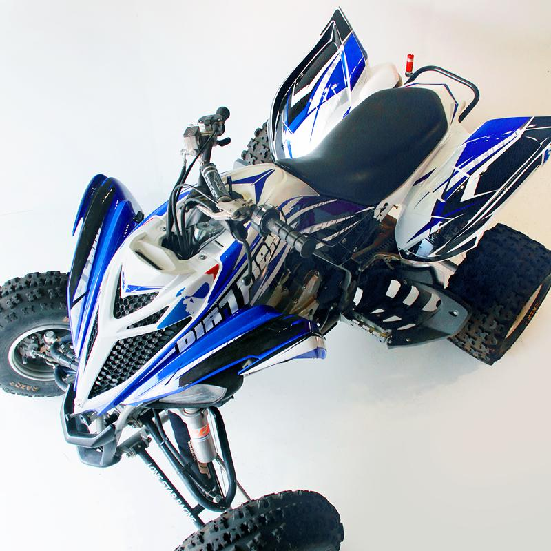 "RAPTOR 700 GRAPHICS ""TWIST"""