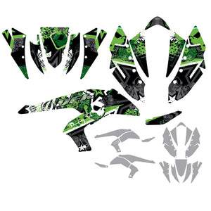 "KFX450R Graphics ""SUBCULTURE"