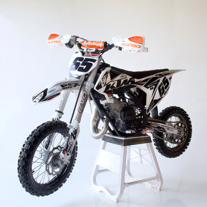 ktm 65 sx graphics eternal right side view