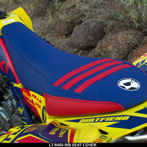 LTR450 Rib Seat Cover