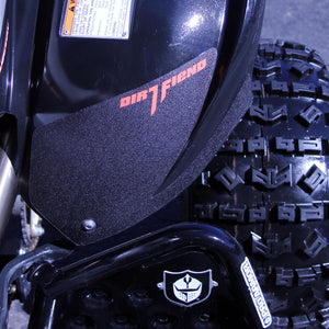 RAPTOR 700 Grip-it Graphics Fender