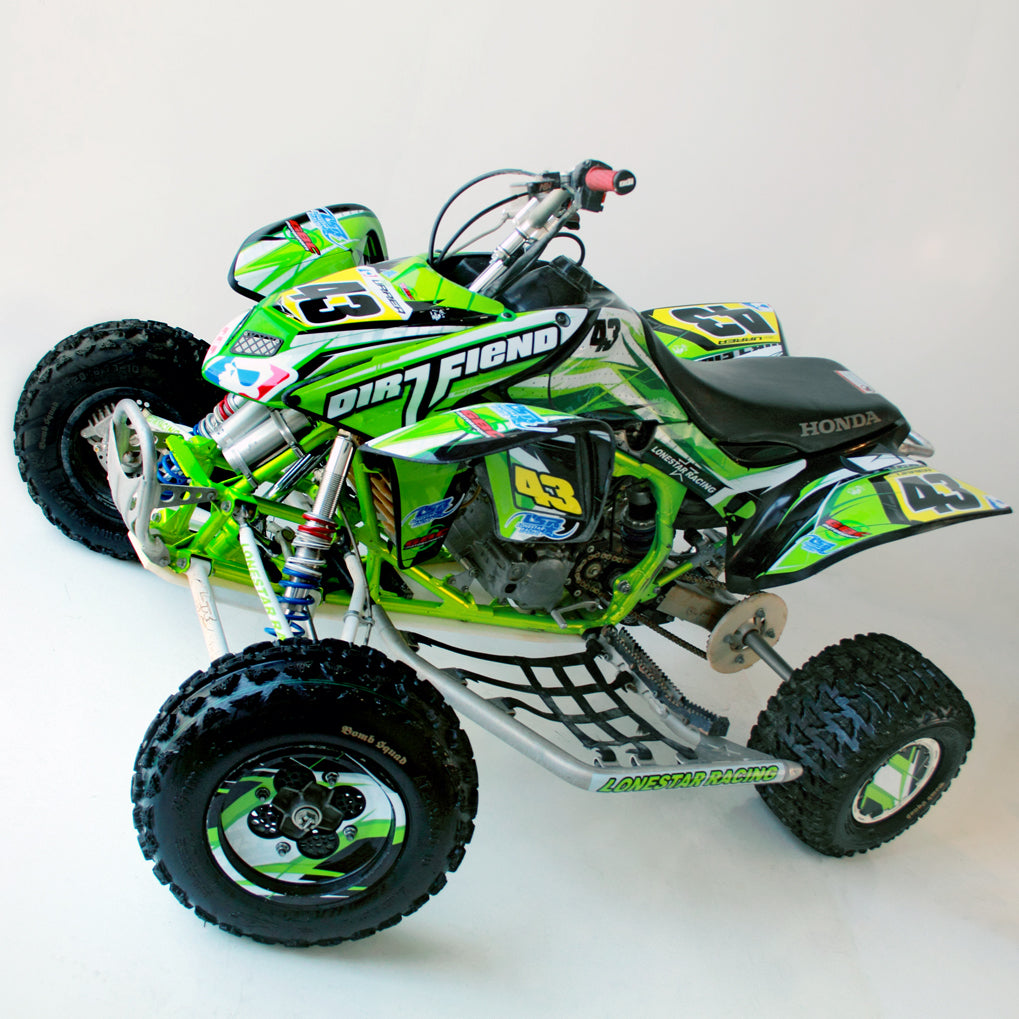 "TRX450R GRAPHICS ""TWIST"""