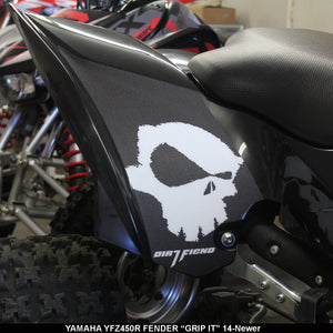YFZ450R Grip-it Fender Graphics 14-Newer