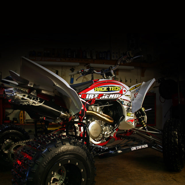 "YFZ450R GRAPHICS ""TRACTION"""
