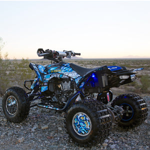 "YFZ450R GRAPHICS ""BOMBER"""