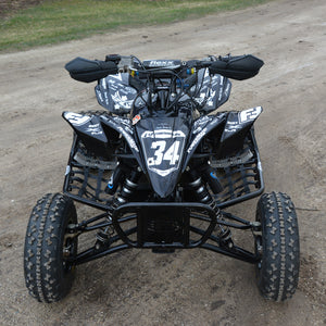 "YFZ450R GRAPHICS ""LOGOS ONLY KIT"""