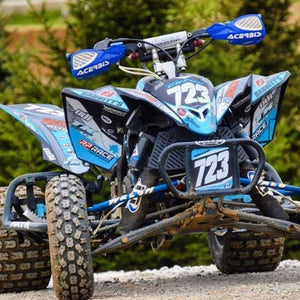 "YFZ450R GRAPHICS ""PUZZLE"""