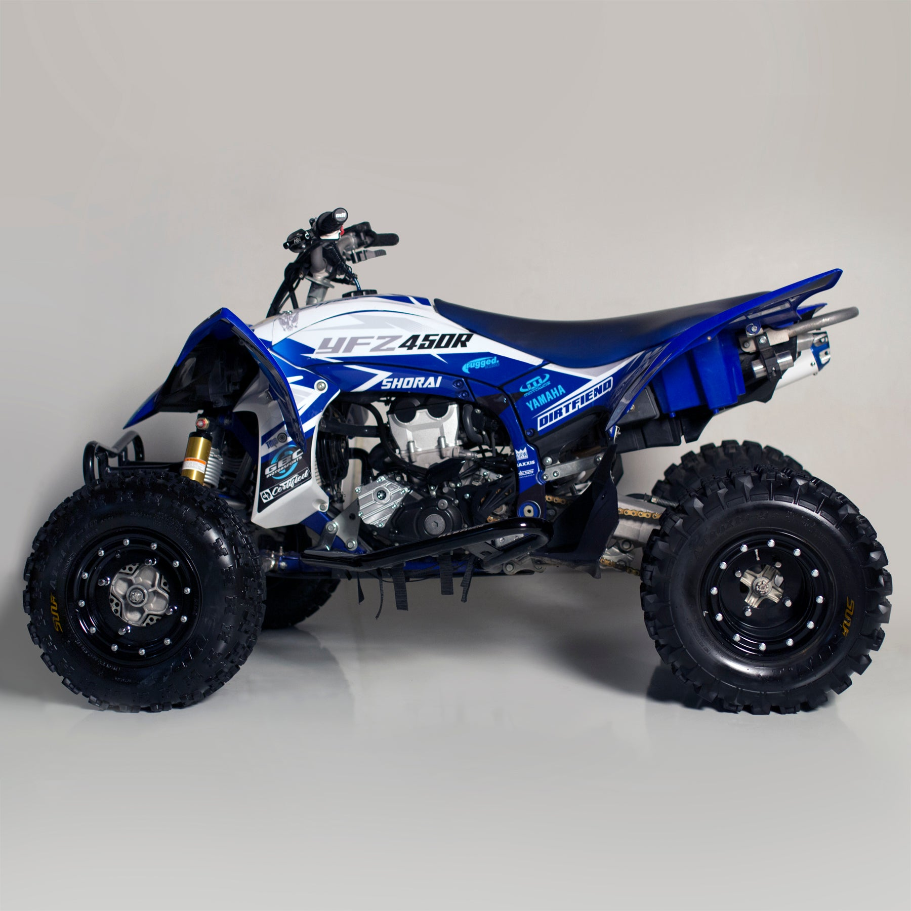 "YFZ450R GRAPHICS ""ETERNAL"""