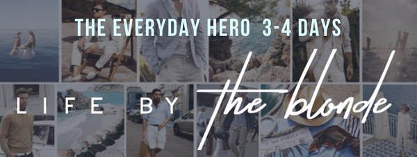 The Everyday Hero -  Three and a Half Days