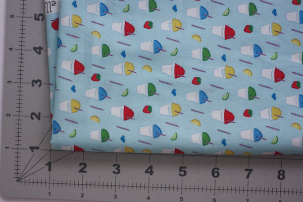 Fabric: Snoballs | 100% Cotton Woven Fabric