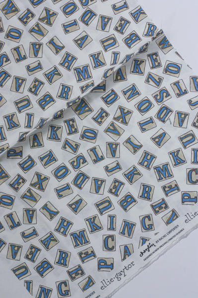 Fabric: New Orleans Street Tiles