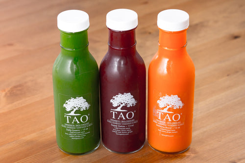Cold Pressed Juice Daily Greens (includes $1 bottle deposit)