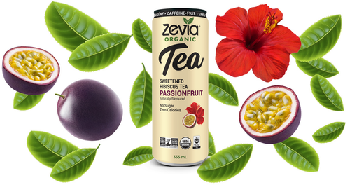 Zevia Tea 355ml