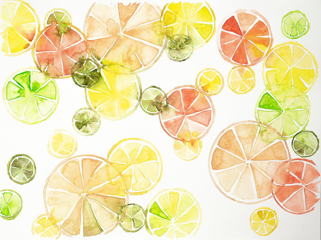 Citrus Composition 1