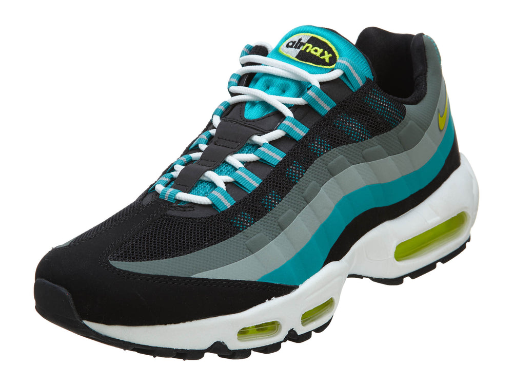 newest 38f3c 23c86 Nike Mens Air Max 95 No Sew Running Sneakers Style : 616190