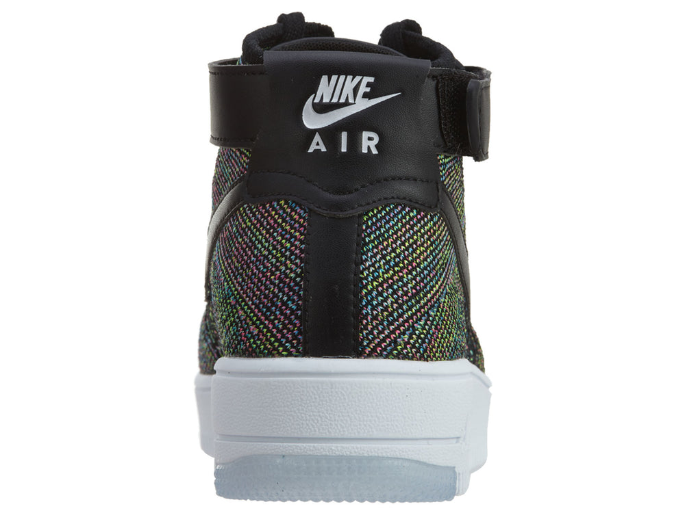 best sneakers cee29 757f2 NIKE Af1 Ultra Flyknit Mid Mens Style : 817420