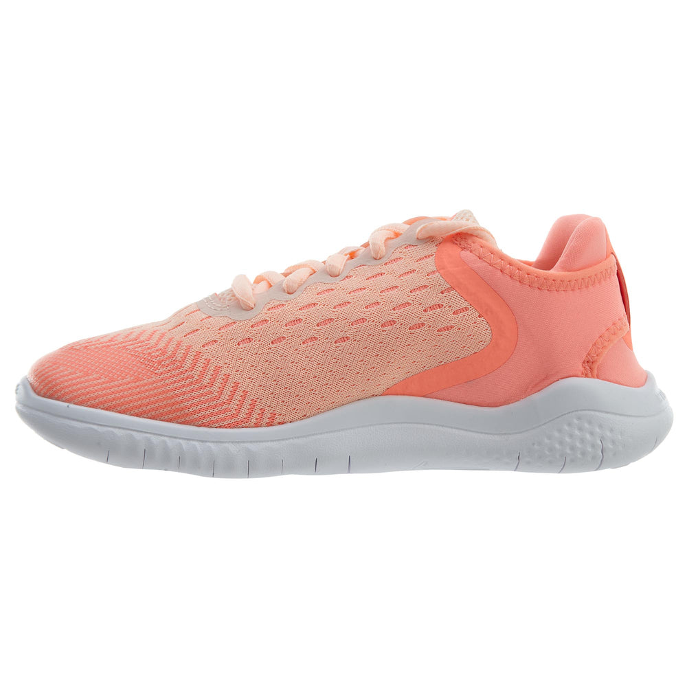 reputable site 0e394 83c19 Nike Free Rn 2018 Little Kids Style : Ah3454