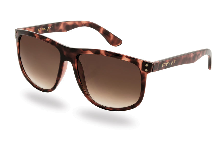 Drift Sand Break Brown Tort Polarized Sunglasses - Drift Eyewear