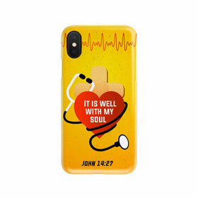 Limited Edition It Is Well With My Soul Slim Case