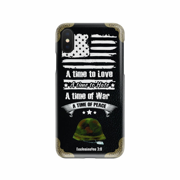 Limited Edition Army Motto Slim Case