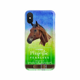 Limited Edition Majestic Horse Slim Case