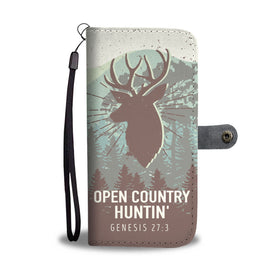 Hunter's Paradise Wallet Phone Case
