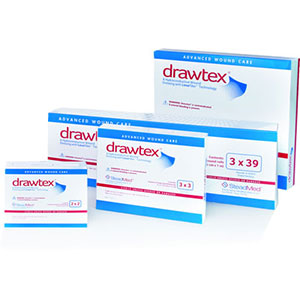 Drawtex Wound Dressing Pads