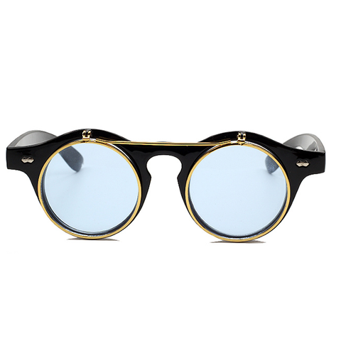 The Gotham in Blue Lenses