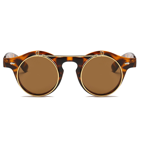 The Gotham in Leopard Frames & Tea Lenses