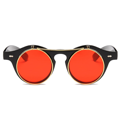 The Gotham in Red Lenses