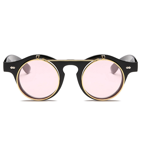 The Gotham in Pink Lenses