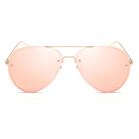 The Amelia in Reflective Pink