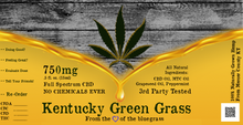 Load image into Gallery viewer, 750mg Full-Spectrum CBD Oil | Small Batch C02 Extract | Mackville Estate