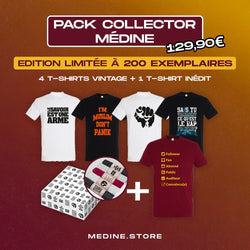Pack Collector Medine Edition Limitée
