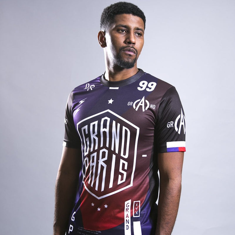 Maillot Médine « Grand Paris »
