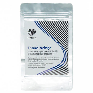Thermo Package - Eyelash Extension Glue Storage