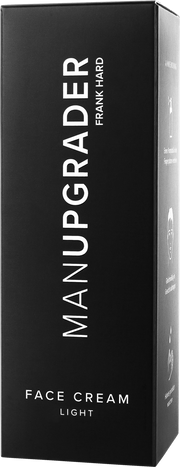 <span>MANUPGRADER</span> <br>FACE CREAM light