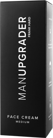 <span>MANUPGRADER</span> <br>FACE CREAM medium