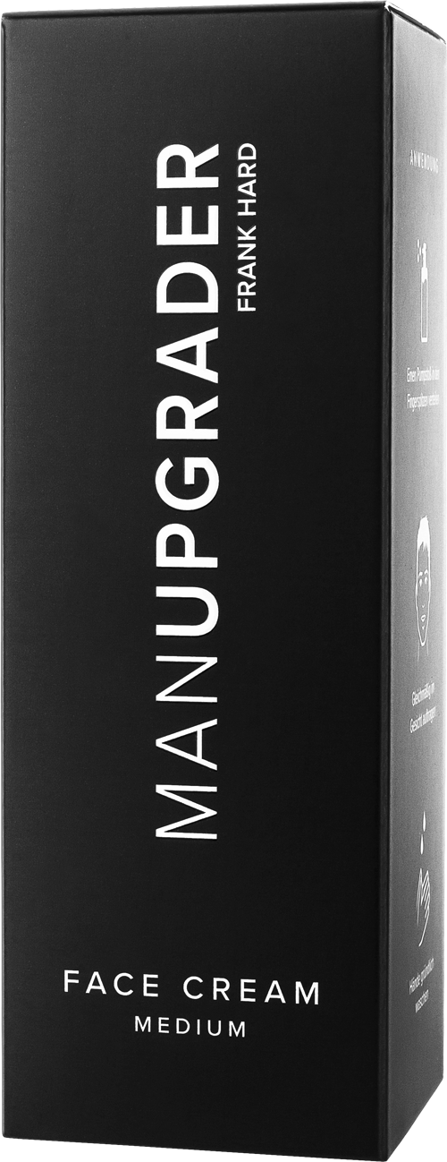 Manupgrader Face Cream Medium