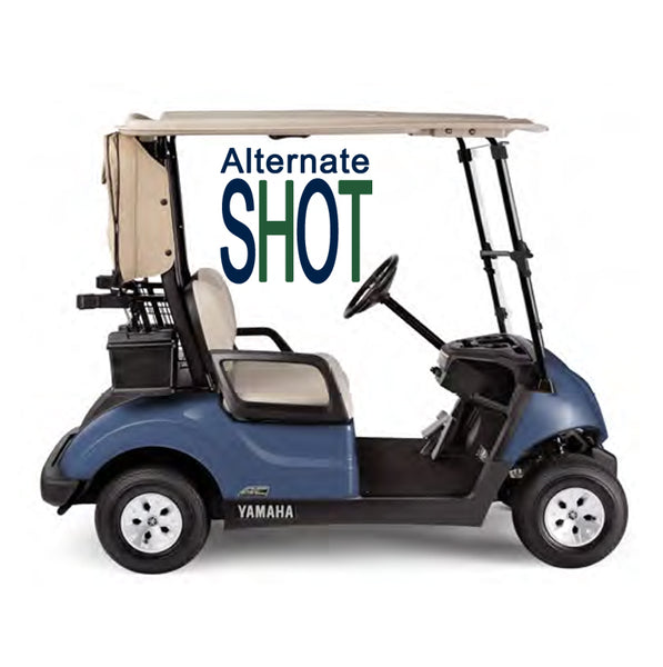Cart reservation for the Ralph Myhre Alternate Shot Open