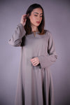 HNA collection Jilbab Jilbab Etoile • Taupe
